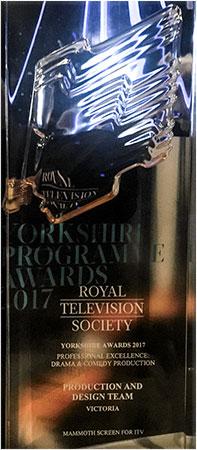 RTS Yorkshire Award